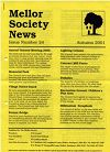 mellor society newsletter
